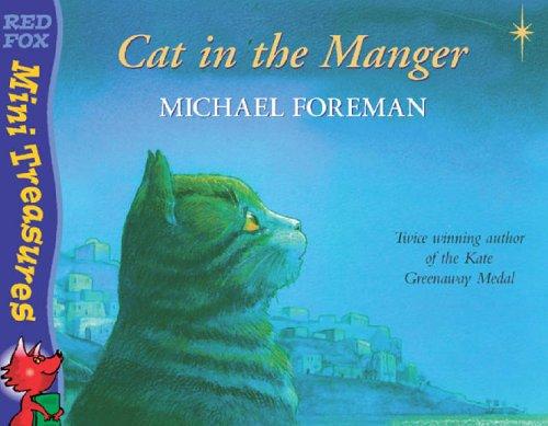 9780099475675: Cat In The Manger (Red Fox Mini Treasure)