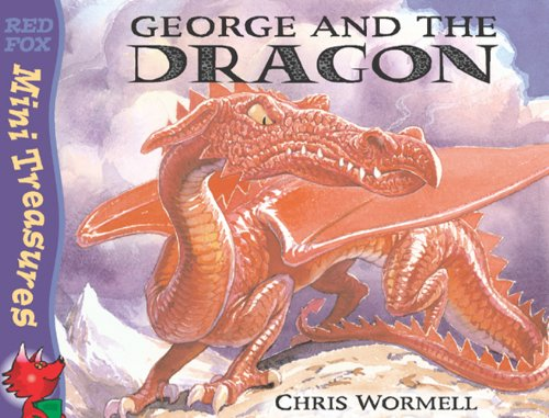 9780099475682: George and the Dragon (Red Fox Mini Treasure)