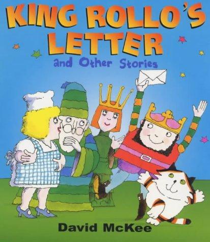 9780099476108: King Rollo's Letter