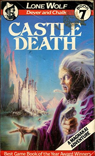 9780099476207: Castle Death (Lone Wolf)