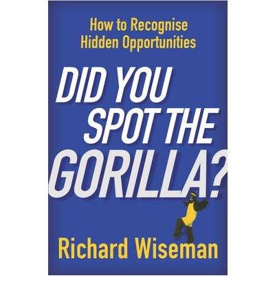 9780099476283: Did You Spot the Gorilla