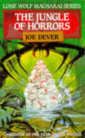 9780099476306: The Jungle Of Horrors (Lone Wolf)