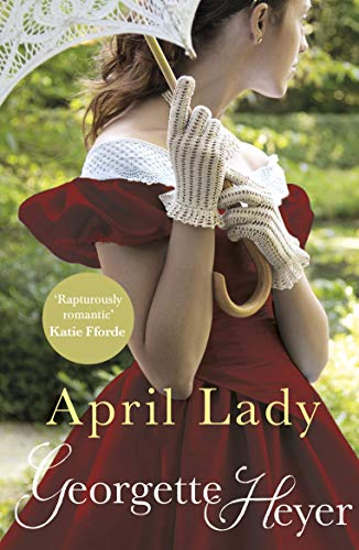 9780099476344: April Lady