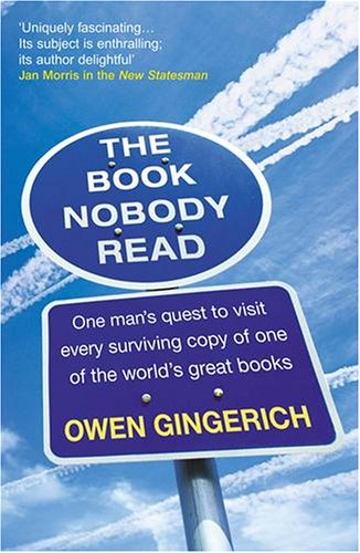 9780099476443: The Book Nobody Read