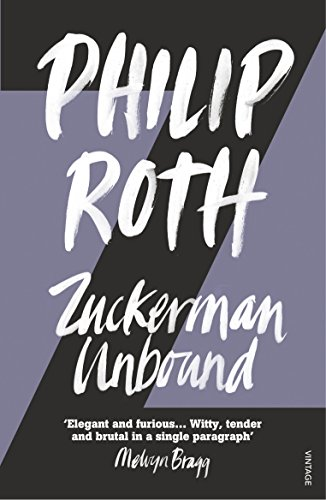 Zuckerman Unbound.: ROTH, Philip.