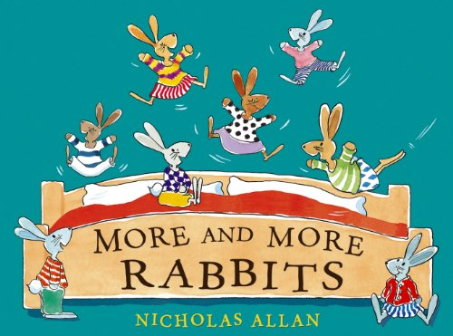 9780099477587: More and More Rabbits