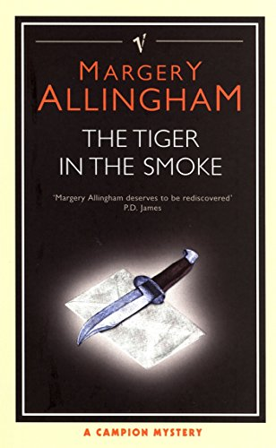 9780099477730: The Tiger in the Smoke (Vintage Heroes & Villians)