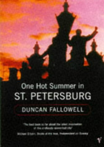9780099478218: One Hot Summer In St Petersburg
