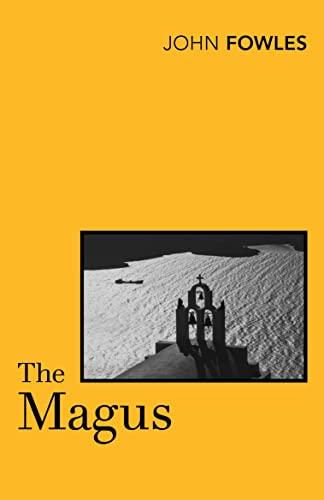 9780099478355: Magus
