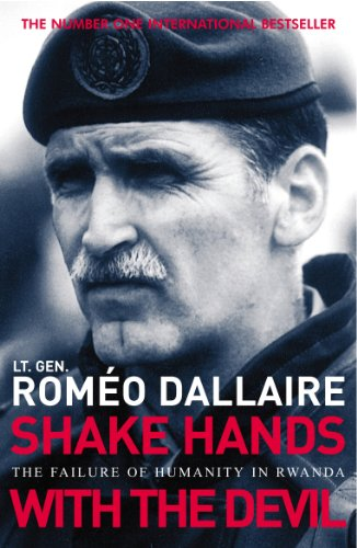 9780099478935: Shake Hands with the Devil: The Failure of Humanity in Rwanda. Romo Dallaire with Brent Beardsley
