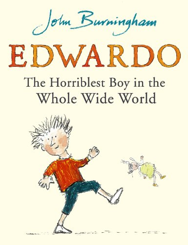 9780099480136: Edwardo the Horriblest Boy in the Whole Wide World