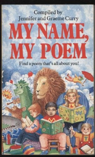 9780099480303: My name my Poem