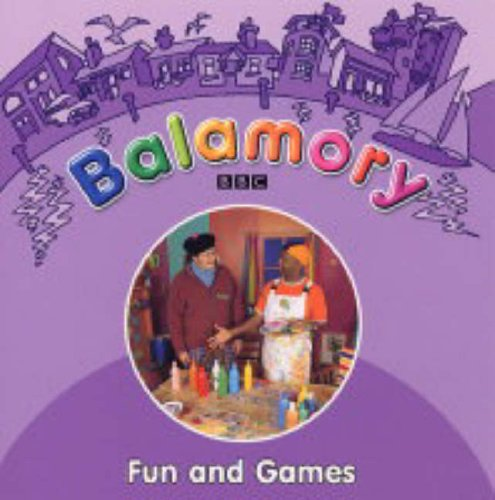 9780099480389: Balamory: Fun And Games - Storybook: A Storybook
