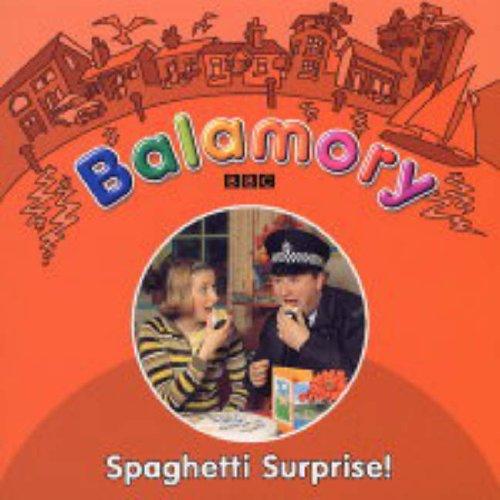 9780099480396: Balamory: Spaghetti Surprise - Storybook