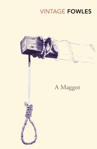 9780099480419: A Maggot