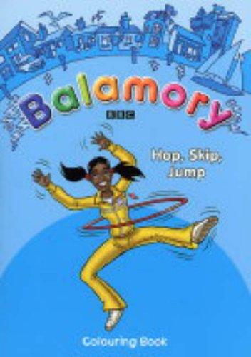 9780099480440: Balamory: Hop, Skip, Jump - Josie Colouring Book