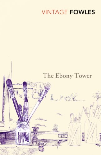 9780099480518: The Ebony Tower (Contemporary Classics)