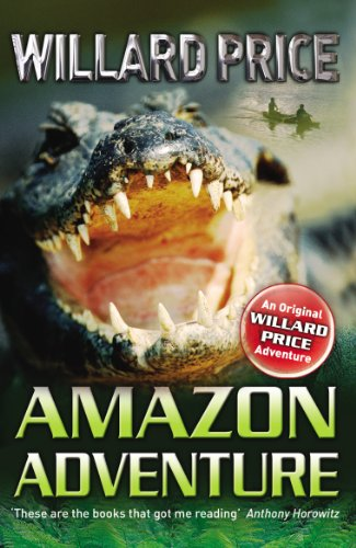 Amazon Adventure 9780099482260 Hal and Roger Hunt crash-land into the middle of a pioneering expedition to the unmapped regions of the greatest jungle on earth: the Amazon. And when their mission to explore the uncharted territory of the Pastaza River goes off course... it's the survival of the fittest.