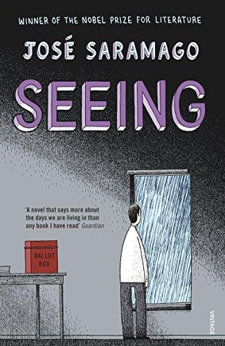 Seeing: Saramago, Jos'