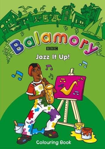 9780099483892: Jazz It Up!: A Colouring Book (Balamory)