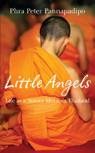 9780099484486: Little Angels Life As a Novice Monk in Thailand