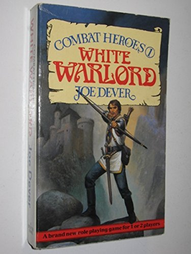 9780099485100: White Warlord (Combat Heroes)