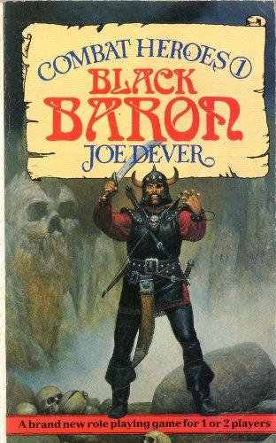 9780099485209: Black Baron (Combat Heroes 1)