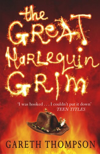9780099487654: The Great Harlequin Grim (Definitions)