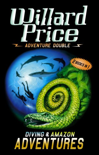 9780099487739: Adventure Double: Diving & Amazon Adventures: