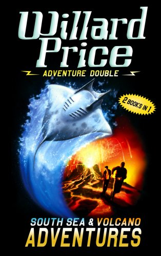 9780099487746: Adventure Double: South Sea & Volcano Adventures