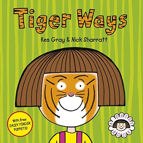 9780099488040: Daisy: Tiger Ways (Daisy Book)