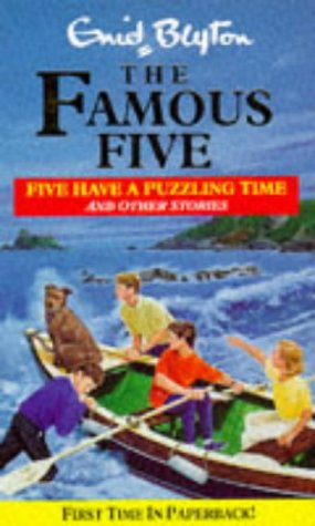 9780099488316: Five Have a Puzzling Time and Other Stories (Red Fox Middle Fiction)
