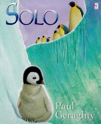 9780099488415: Solo: The Little Penguin (Red Fox Picture Book)
