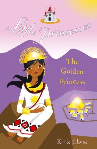 9780099488439: The Golden Princess (Little Princesses)