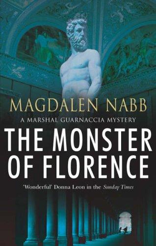 9780099489894: The Monster of Florence (Marshal Guarnaccia, Book 10)