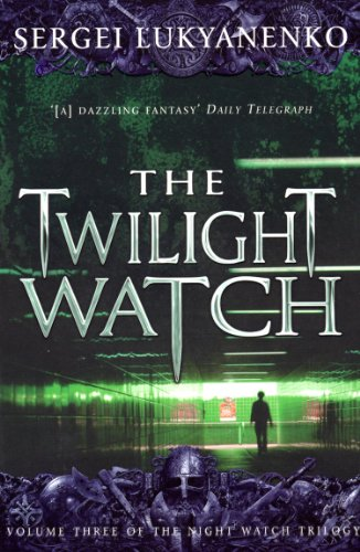 9780099489948: Twilight Watch (Night Watch)