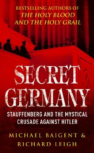 9780099490067: Secret Germany