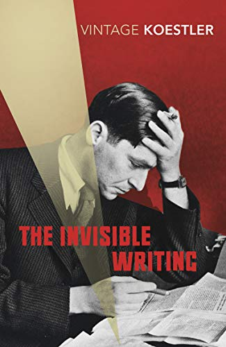 9780099490685: The Invisible Writing (Vintage Classics) [Idioma Inglés]