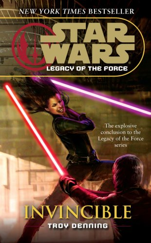 9780099491187: Star Wars: Legacy of the Force IX - Invincible