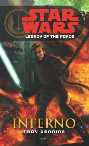 9780099492061: Star Wars: Legacy of the Force VI - Inferno