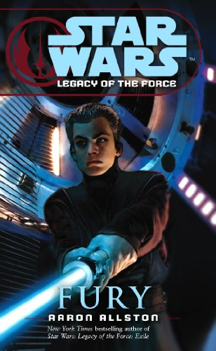 9780099492078: Star Wars: Legacy of the Force VII - Fury