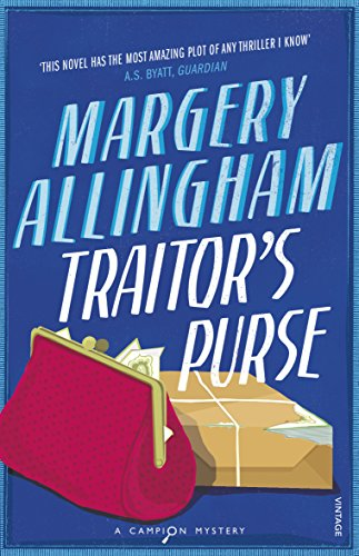 Traitor's Purse (9780099492832) by Allingham, Margery