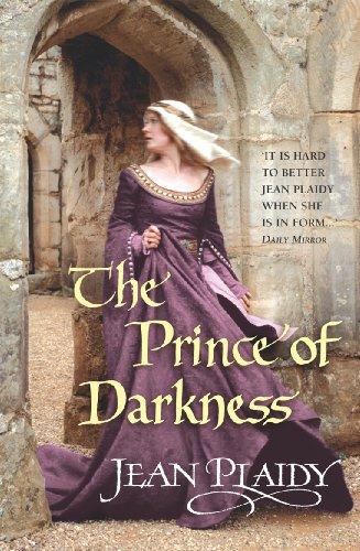 Prince of Darkness (Plantagenet Saga): Plaidy, Jean