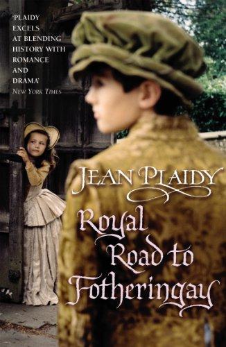 9780099493341: Royal Road to Fotheringay: (Mary Stuart)