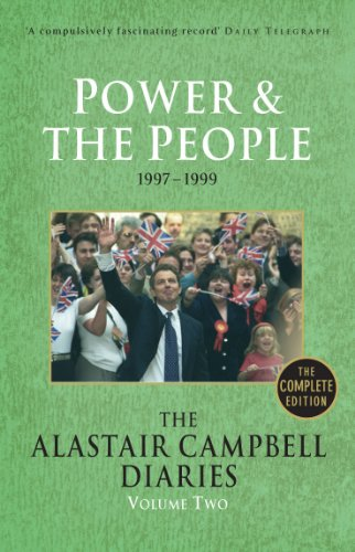 9780099493464: The Alastair Campbell Diaries: Volume Two: Power and the People