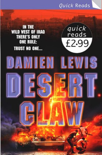 9780099493532: Desert Claw (Quick Read)