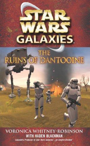 9780099493556: The Ruins of Dantooine (Star Wars, Galaxies)
