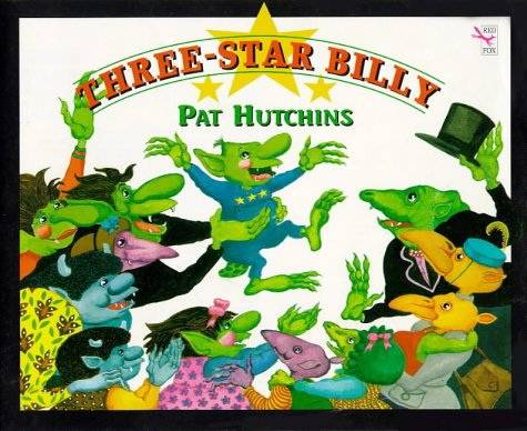 9780099493914: Three Star Billy (Red Fox Picture Books)