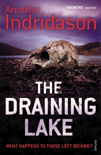 9780099494140: The Draining Lake (Reykjavik Murder Mysteries 4)