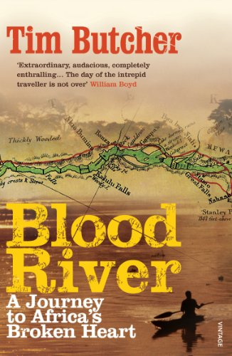 9780099494287: Blood River: A Journey to Africa's Broken Heart
